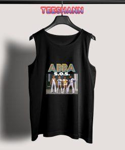 Tank Top ABBA Vintage