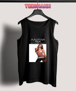 Tank Top Aaliyah Tour
