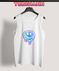 Tank Top Dripping smiley face
