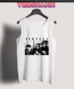 Tank Top Nirvana Vintage