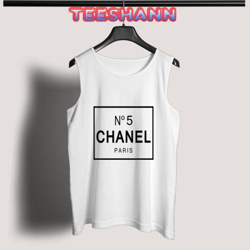 Tank Top No 5 Paris parfume