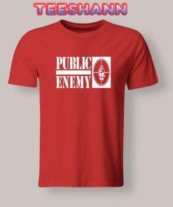 Tshirts Public enemy logo