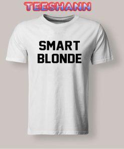 Tshirts Smart Blonde