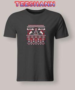 Tshirts pokemon christmas
