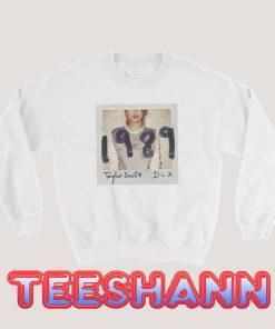 Sweatshirt Taylor Swift 1989 Album Unisex