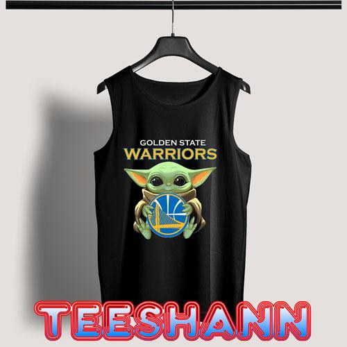 Tank Top Golden State Warriors Baby Yoda