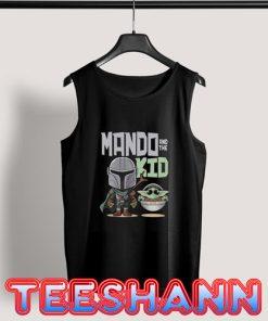 Tank Top Mando and the Kid