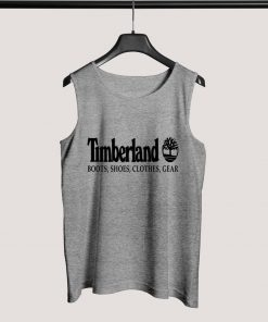Tank Top Timberland Boots Shoes