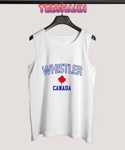 Tank Top Whistler Canada copy
