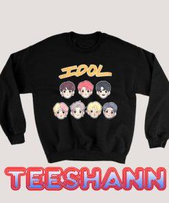 Sweatshirt BTS Idol love yourself answer