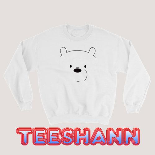 Sweatshirt Polar Bear Cute