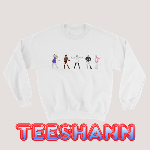 Sweatshirt Taylor Swift Look What You Made Me Do