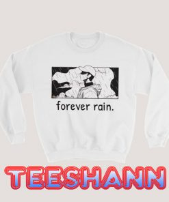 Sweatshirt bts rm mono forever rain