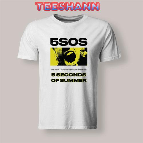 5sos Teeth Song Tshirt