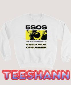 5sos Teeth Song Sweatshirt
