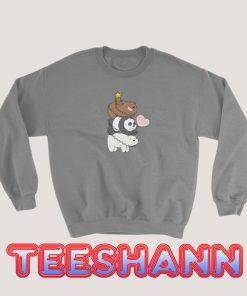 Bare Bears Classic Sweatshirt
