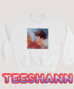 Sweatshirt BTS Jungkook Art