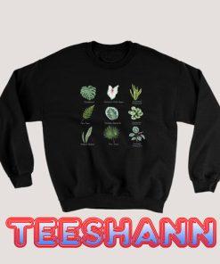 Sweatshirt Houseplant Graphic