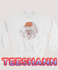 Witness Katy Perry Album Illustrated Sweatshirt