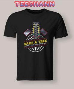 Drag Racing Fanatics Tshirt