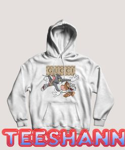 Tom And Jerry Gucci Hoodies