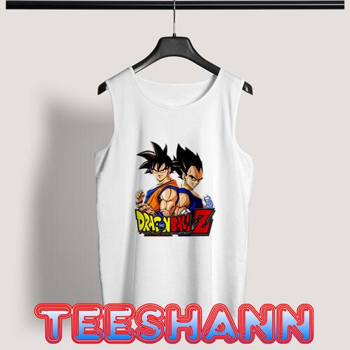 Dragon Ball Z Anime Tank Top