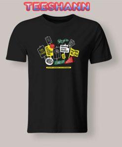 Starbucks Black Lives Matter T-Shirt