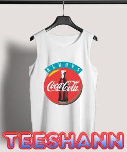 90s Always Coca Cola Tank Top Vintage Tee Size S - 3XL