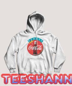 90s Always Coca Cola Hoodie Vintage Tee Size S - 3XL