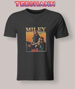 Miley Cyrus Vintage T Shirt