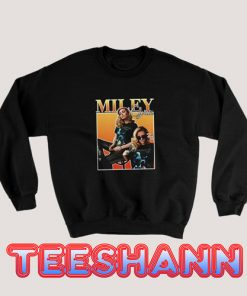 Miley Cyrus Vintage Sweatshirt