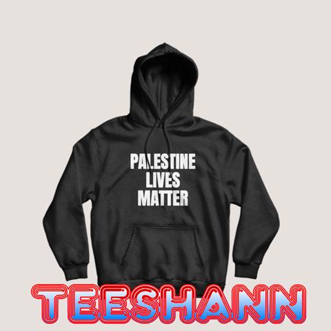 Palestine Lives Matter Hoodie