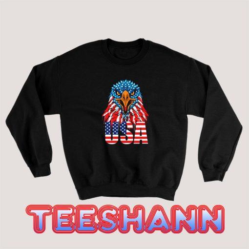 Eagle-Head-America-Flag-Sweatshirt
