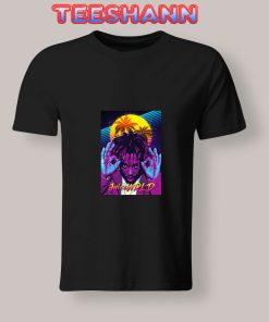 Juice-Wrld-Purple-Light-T-Shirt