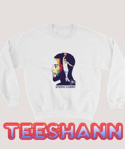 Stephen Curry Mozaik Sweatshirt
