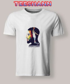 Stephen Curry Mozaik T Shirt