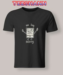Doodle Spongebob T Shirt