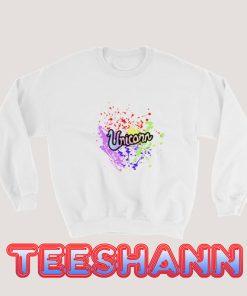 Unicorn Rainbow Pride Sweatshirt