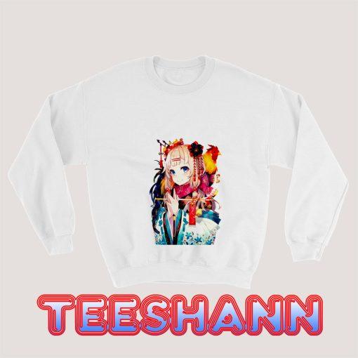 Beautiful-Anime-Matsuri-Sweatshirt