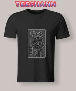 Rick And Morty Retro T Shirt