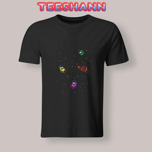Space Among Us T Shirt