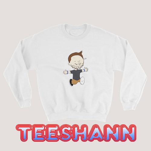 Charlie Brown Style Sweatshirt